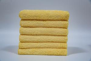 Plush Microfiber Cloth - Ideal for using Car cleaning (6 Pack)